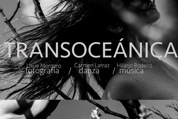 """Carmen Larraz Estrena """"Transoceánica"""" En Auditorio Barañain"""