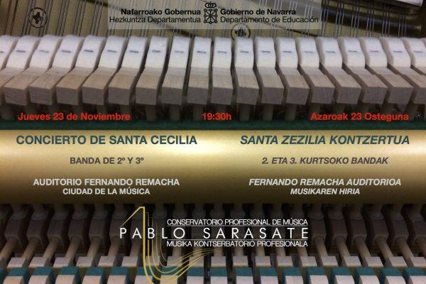 """Concierto De """"Santa Cecilia 2017"""""""