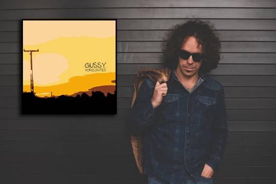 El Cantautor Gussy Estrena Este Sábado En Civivox Iturrama 'Horizontes', Su Primer Trabajo En Formato Banda