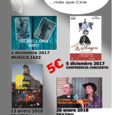 MÁS MONCAYO… Más Que Cine