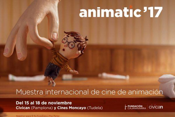 Animatic, Muestra Internacional De Cine De Animación Que Organiza Fundación Caja Navarra, Llega A Su Décima Edición Con Presencia En Pamplona Y Tudela