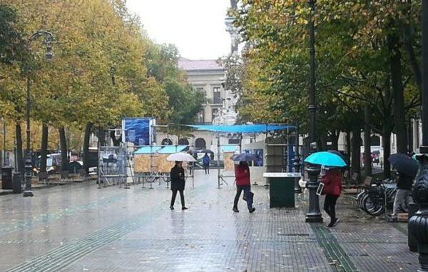 La Exposición 'Arrastoak / Huellas' Permanecerá En El Paseo De Sarasate Hasta El 17 De Diciembre