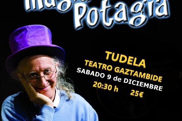 Juan Tamariz Actuará El 9 De Diciembre En Tudela