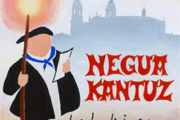 Música Y Teatro Se Combinan En El Espectáculo Negua Kantuz Que Este Domingo Se Representa En Baluarte Con La Participación De Doce Corales De Pamplona Y Bayona