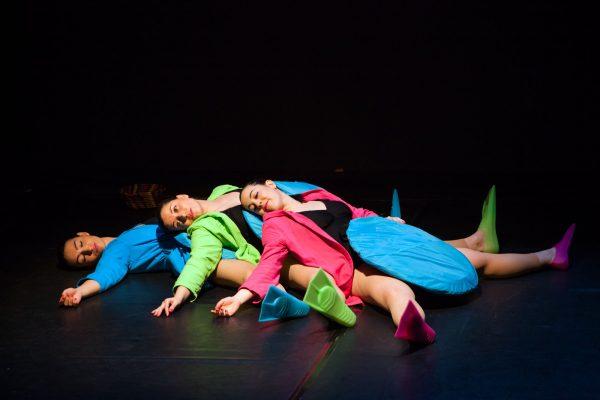 Danza Contemporánea Para Público Infantil, La Oferta De Este Sábado De Civivox Iturrama Dentro Del Ciclo De Actividades 'DanZ'