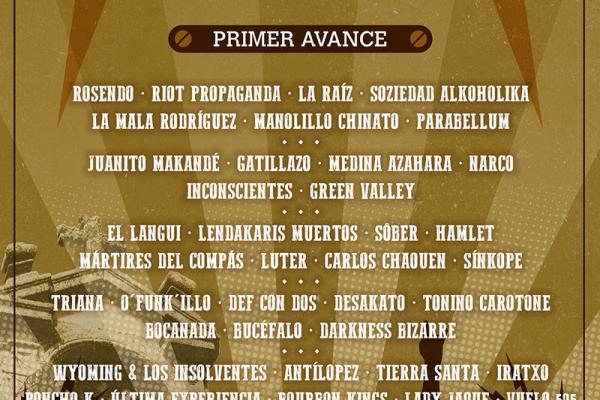 Extremúsika 2018 Con Representación De Lujo De El Dromedario Records