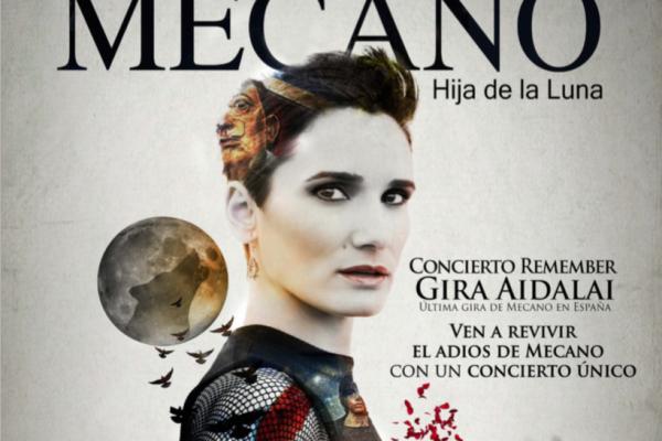 El Espectáculo Hija De La Luna, Rendirá Tributo A MECANO El Próximo 10 De Febrero En El Teatro Gayarre