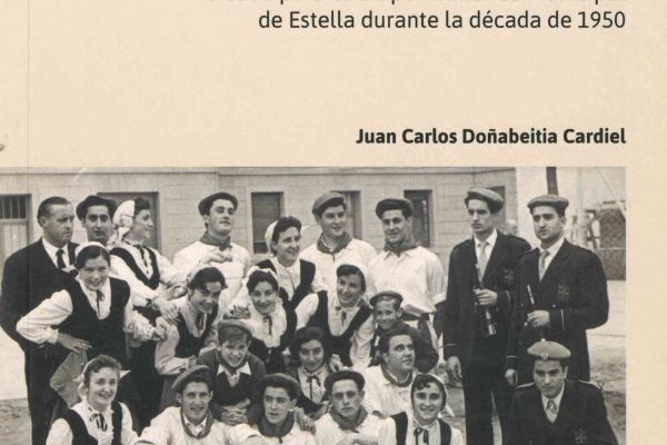 """Se Publica El Libro """"La Danza En Estella"""", De Juan Carlos Doñabeitia"""