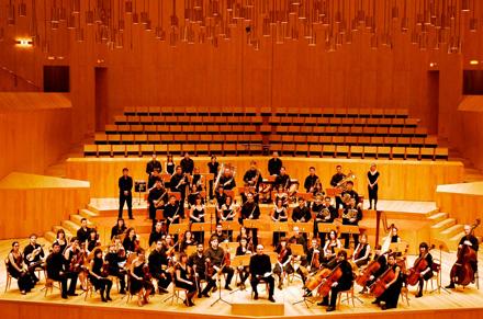 Orquesta Sinfónica Del Conservatorio Superior De Navarra